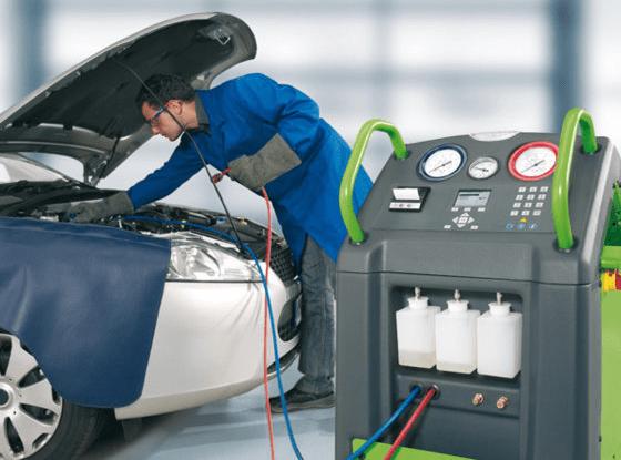 Refueling of autoconditioners