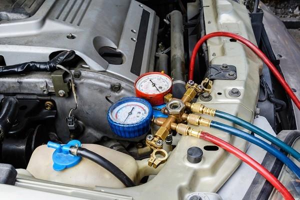 Обслуживание, диагностика и ремонт автокондиционера