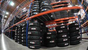 Хранение шин цена