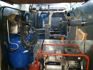 Мобильный шиномонтаж - ремонт литых и стальных дисков